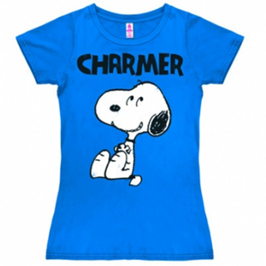 Snoopy shirt dames