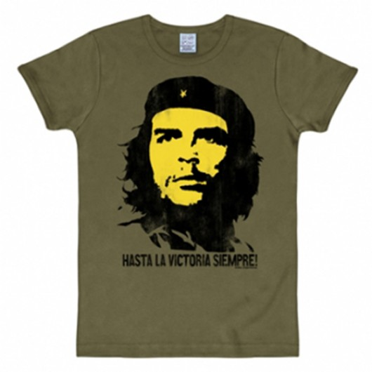 Che Guevara shirt heren slim fit