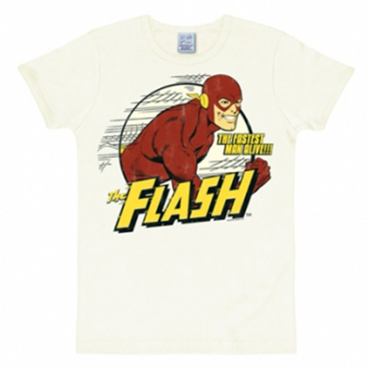 Flash shirt heren slim fit wit