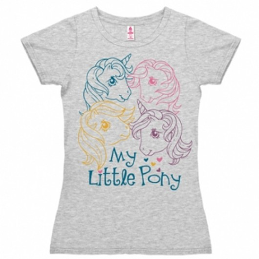 My little pony shirt dames