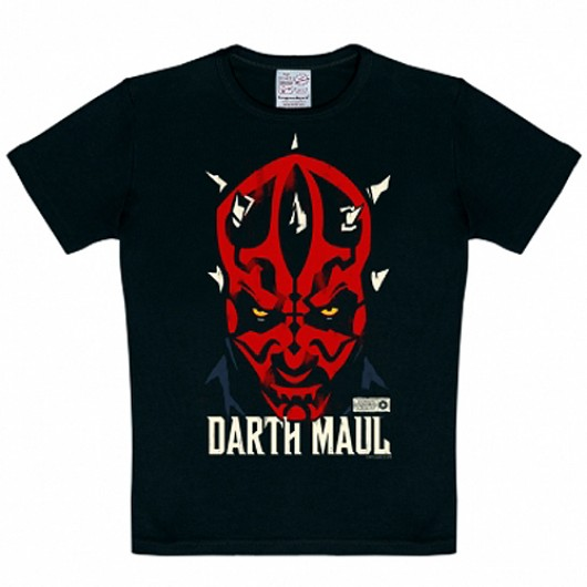 Star Wars Darth Maul kinder shirt