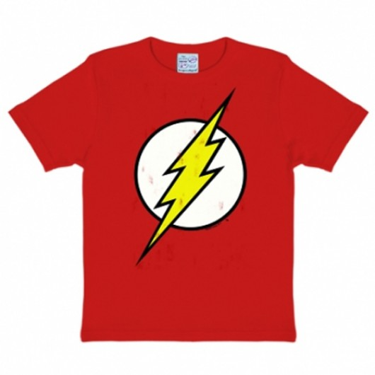Flash logo kinder shirt