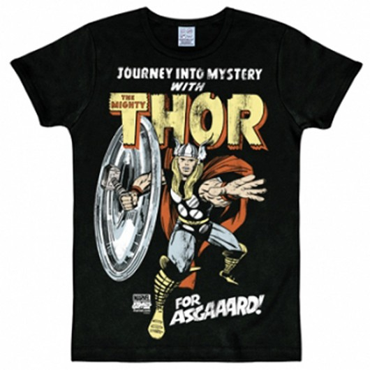 The Mighty Thor for asgaaard shirt heren slim fit