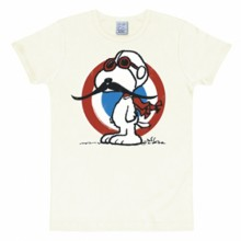 Snoopy Piloot shirt heren slim fit