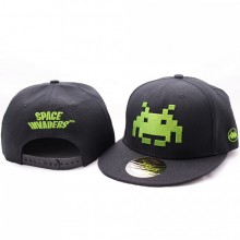 Space Invaders pet groen