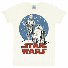 Star Wars Droids shirt heren slim fit