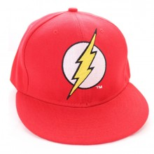 The Flash logo pet rood